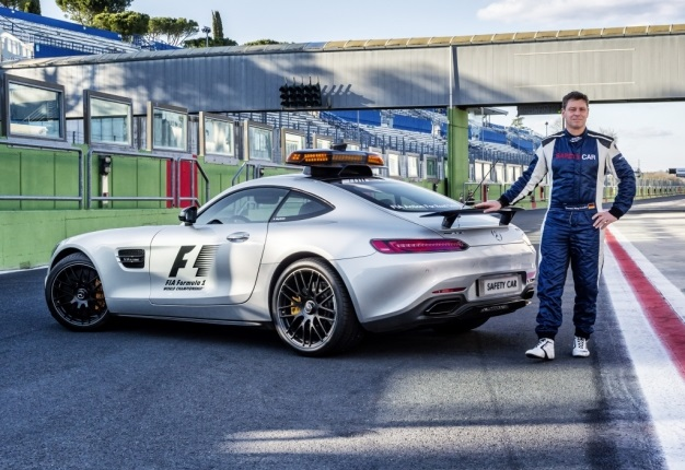 The only one to always lead the race – The Formula 1 Safety Car driver