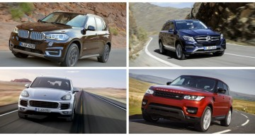 Mercedes GLE – better prepared to fight X5, Range Rover Sport and Cayenne