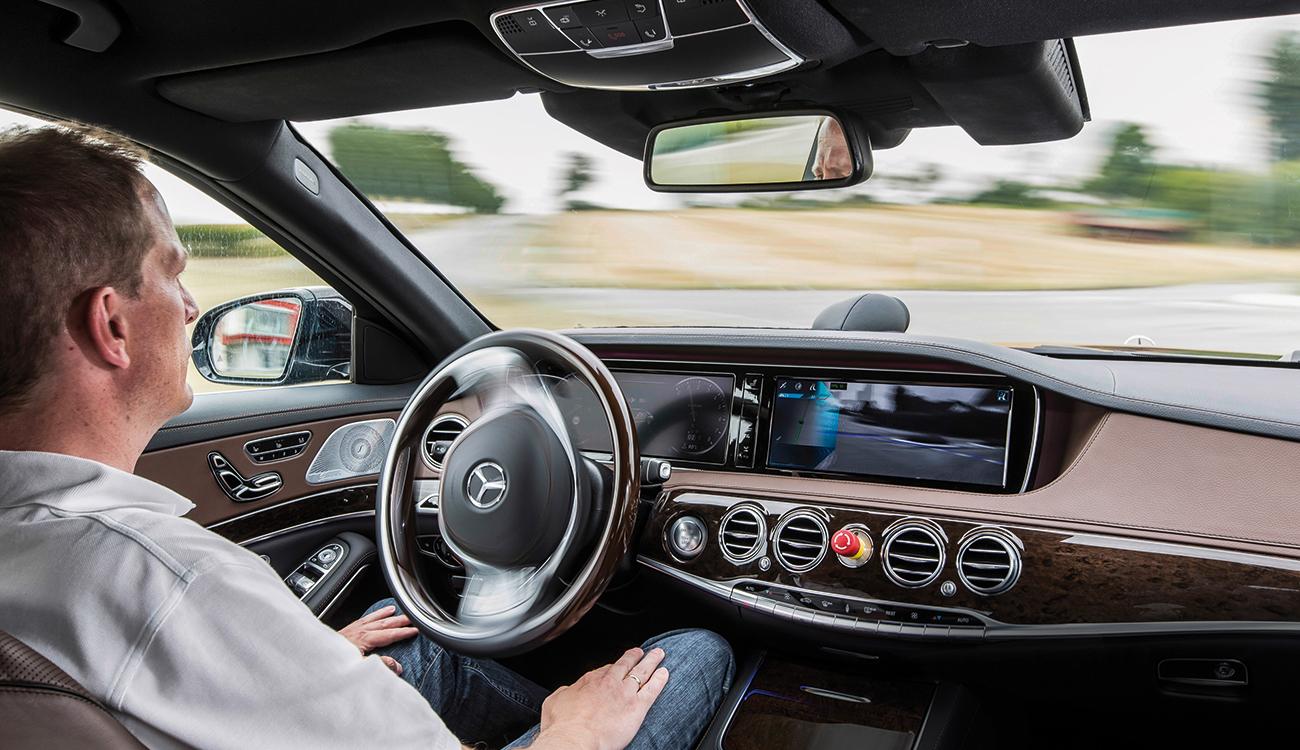 S 500 Intelligent Drive