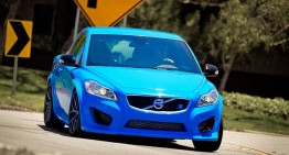 Volvo could be targeting the A 45 AMG with a V40 Polestar