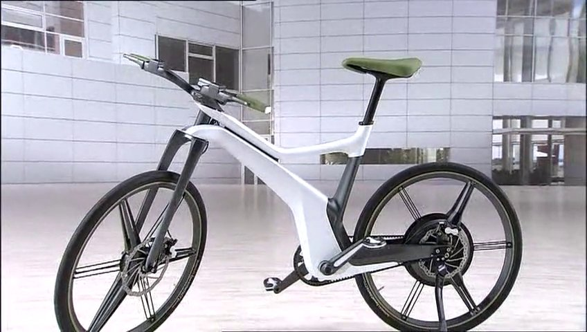 from fast lane to bike lane the smart ebike mercedesblog. Black Bedroom Furniture Sets. Home Design Ideas