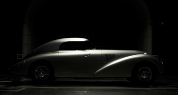 The Streamliner Case – ultimate aerodynamics and supreme restoration