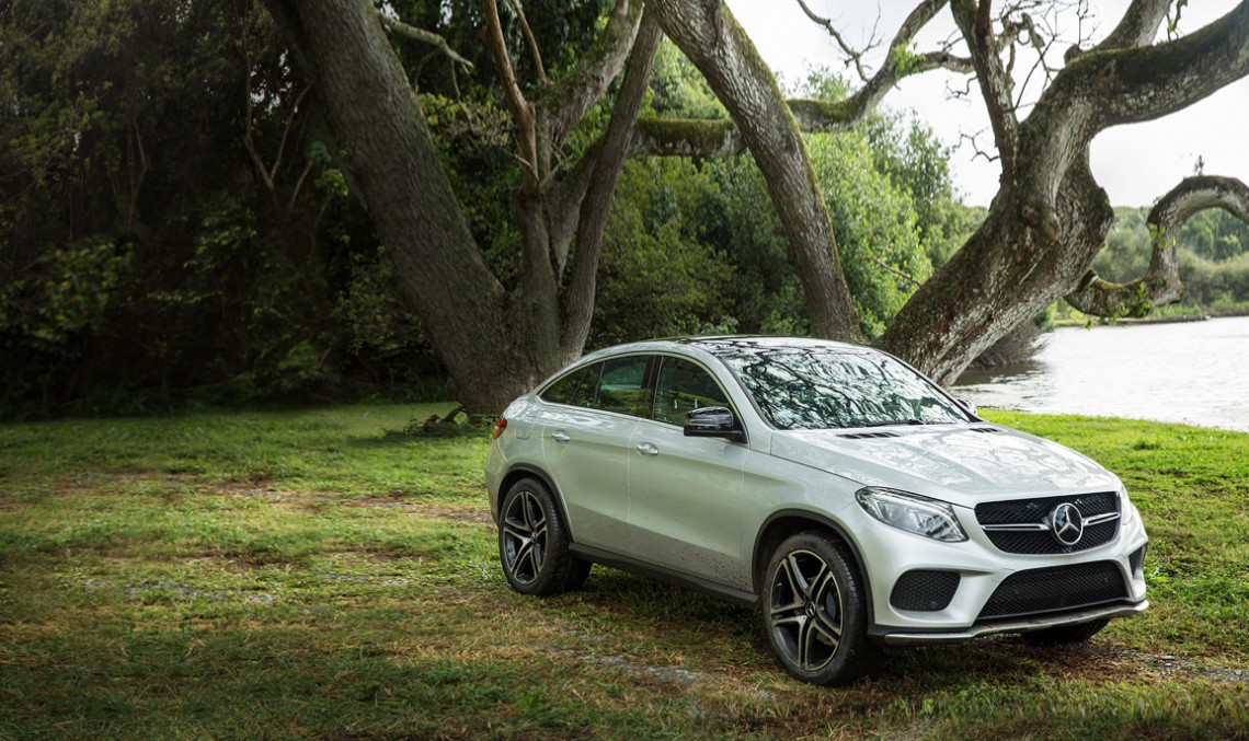 "The best kept secret of ""Jurassic World"": the Mercedes-Benz GLE 450 AMG and the G 63 AMG 6×6"