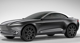 Aston Martin to build a factory in US near Mercedes