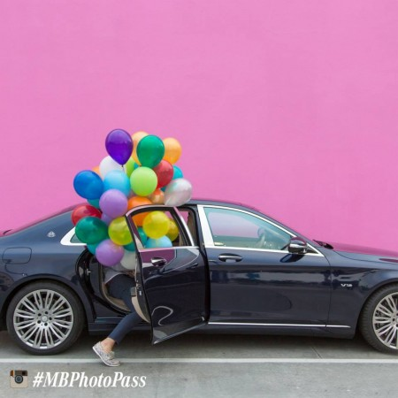 Maybach Balloons