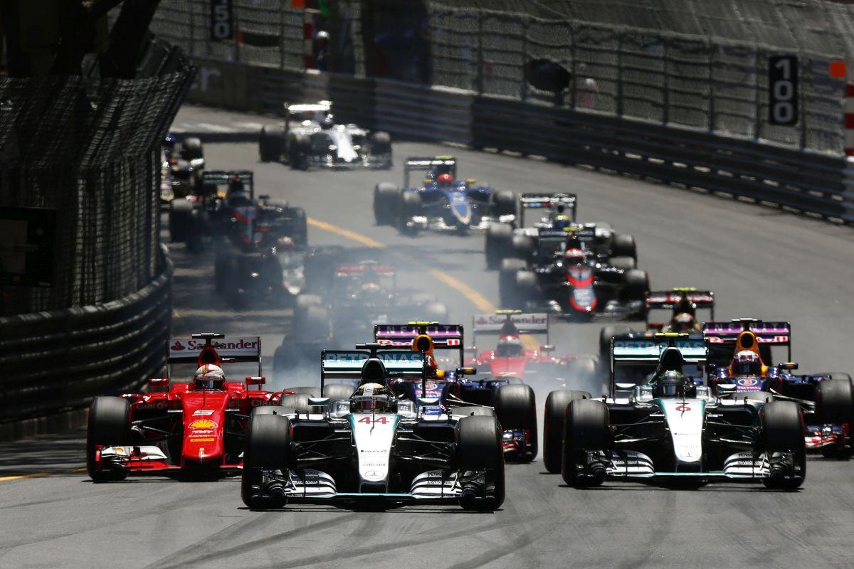 F1 Monaco 2
