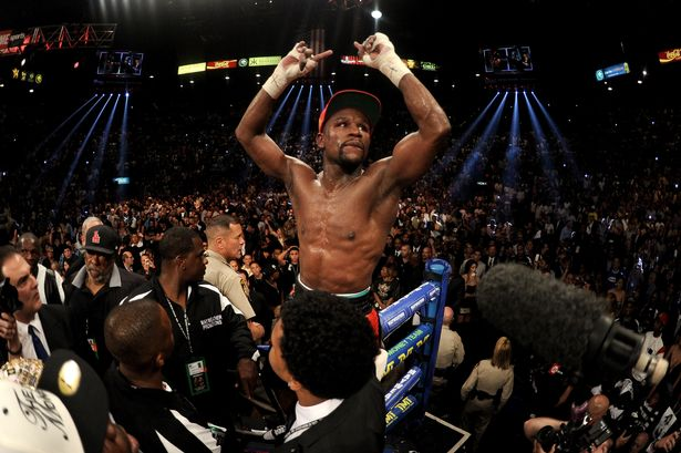 Floyd Mayweather Daily Record
