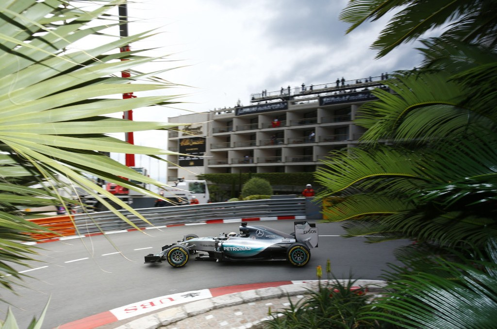 Monaco F1 qualifying session: Hamilton gets pole, Rosberg comes second