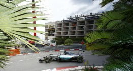 Monaco F1 qualifying session: Hamilton gets pole, Rosberg comes second