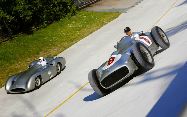 The 50-year gap: Lewis Hamilton vs Sir Stirling Moss