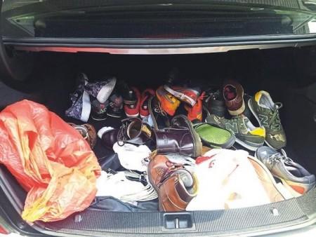 Mercedes shoes