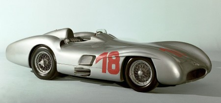 Mercedes silver arrows 60 years anniversary (28)
