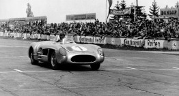 60 Years Today: Silver Arrows' most successful motor sport season