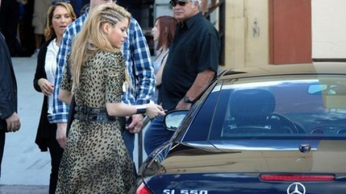 SL550 Shakira