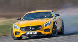 Mercedes-AMG GT S tested by auto-motor-und-sport