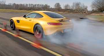 This is the AMG Emotion. VIDEO