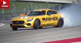 The AMG Driving Academy wants you! Ballistic promo video