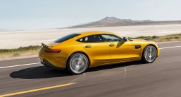 Mercedes-AMG GT4. Panamera beater back in the cards
