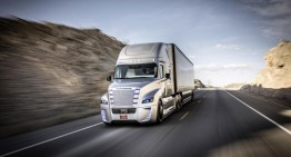 Daimler world first: autonomous truck drive on public roads