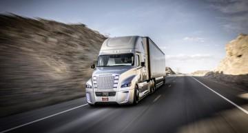 Daimler world first: autonomous truck drive on public roads
