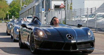 The most expensive Mercedes road trip ever