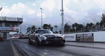 Mercedes-AMG GT S becomes a 10 seconds car