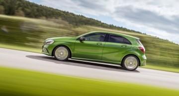 Official: Mercedes A-Class facelift
