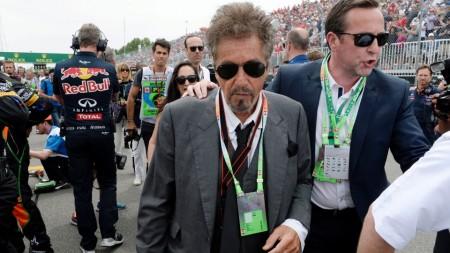 Al Pacino Formula One