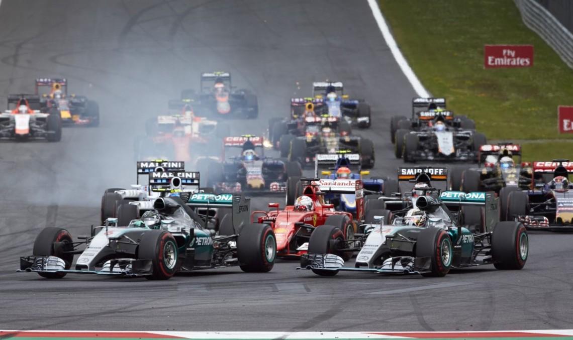 Austria F1: Rosberg gets victory