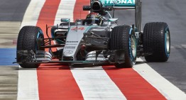 F1 testing in Austria Austria: the Mercedes drivers are in command of the two sessions
