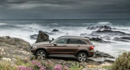 It's moving, it's alive! First trailer of the Mercedes-Benz GLC