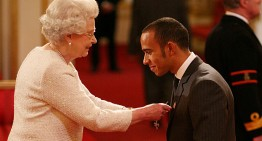 Hamilton breaks Royal protocol: Forgive me, Your Majesty! I am just a simple world champion