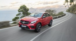 FIRST TEST. Mercedes-Benz GLE Coupe driven by Car