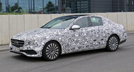 New info about the Mercedes E-Class 2016