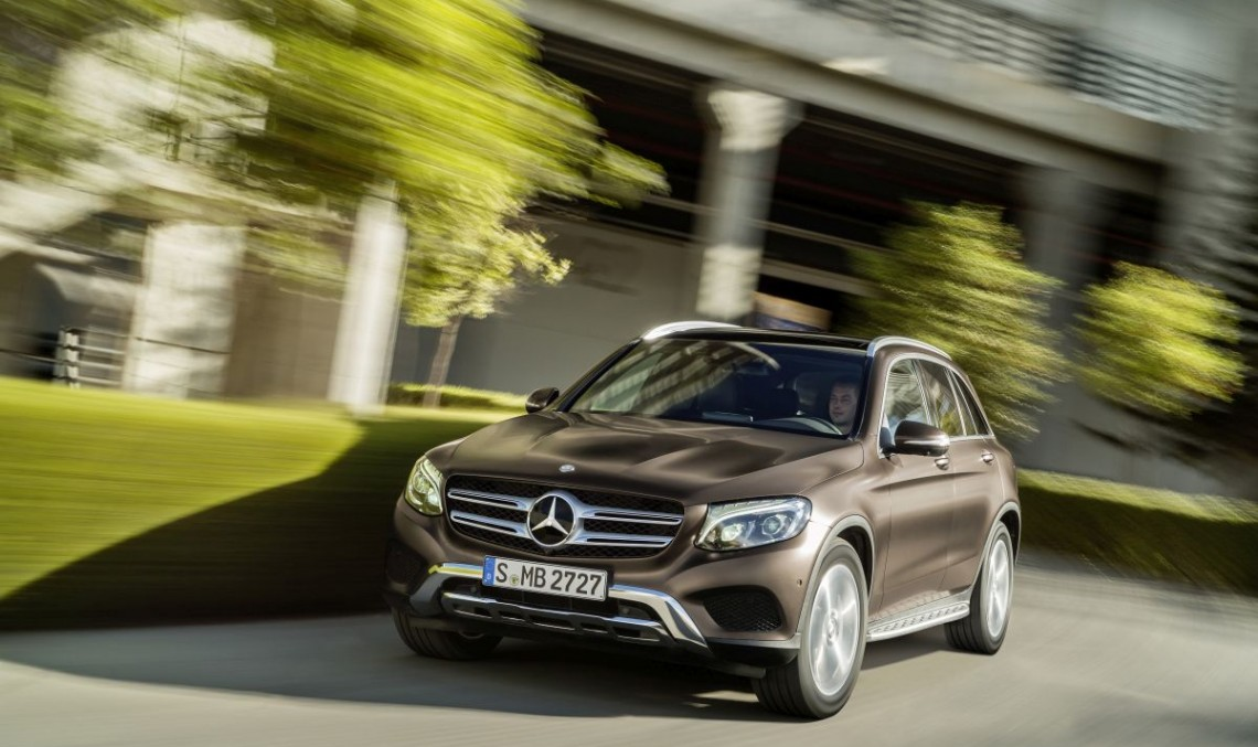 Mercedes-Benz could ditch the diesel engines in the U.S.
