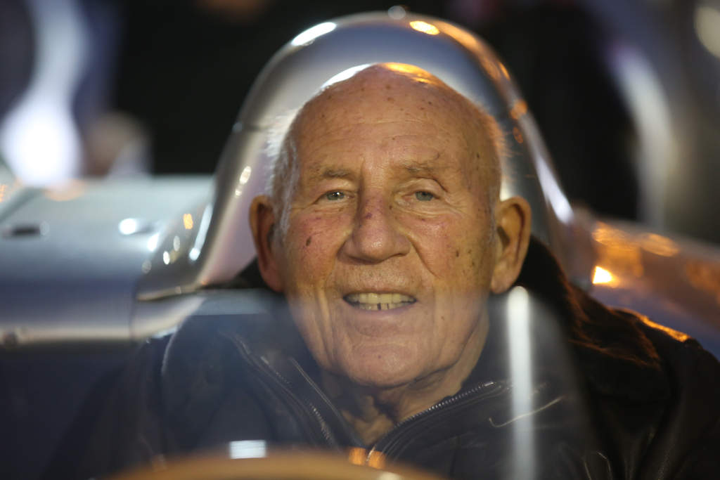 Sir Stirling Moss Goodwood