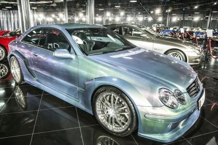 ion Mercedes CLK DTM AMG
