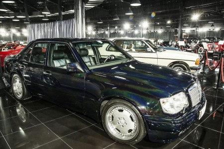 Tiriac collection Mercedes E 60 AMG