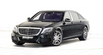 Mercedes-Maybach S 600 gets the Brabus treatment