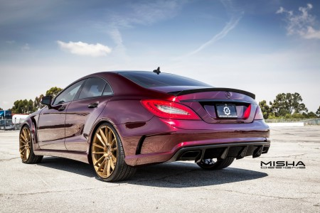 Mercedes-Benz CLS Misha Design