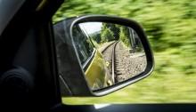Smart ForRail at the Bluebell Railway, Sussex, 22 June 2015Mercedes-Benz Smart Car. TrainPhoto: James Lipman / jameslipman.com