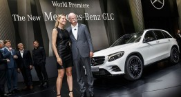 SUV hater? Zetsche says you're in for a world of pain