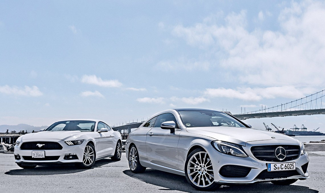 Rendered, not leaked: the Mercedes C-Class Coupe