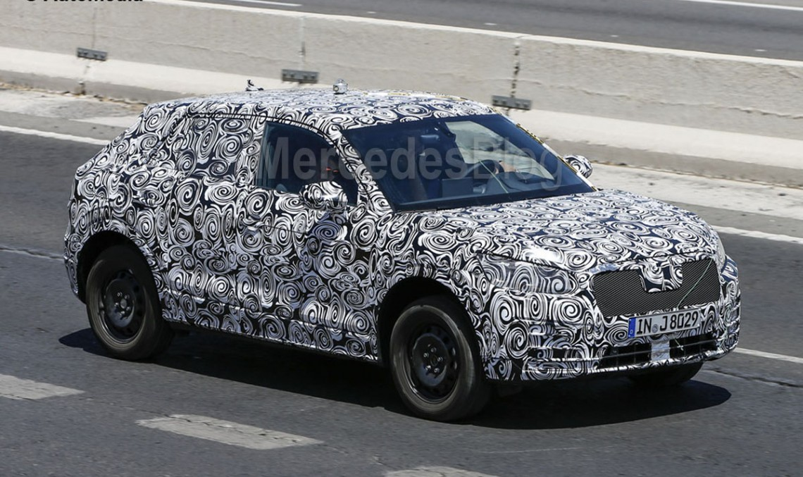 Audi Q1 – could this spawn a similar future Mercedes-Benz model?