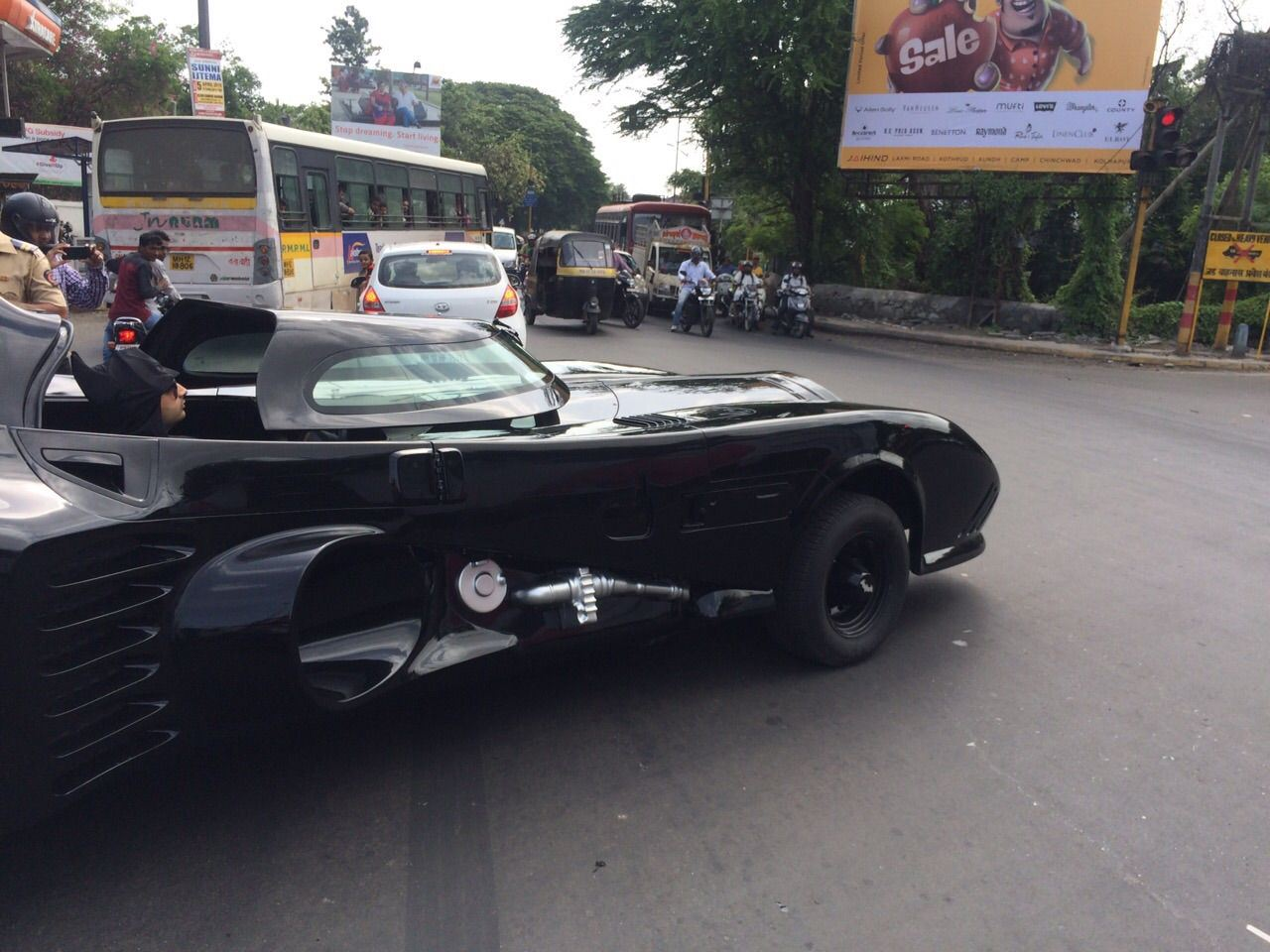 Batmobile-in-Pune-India-3
