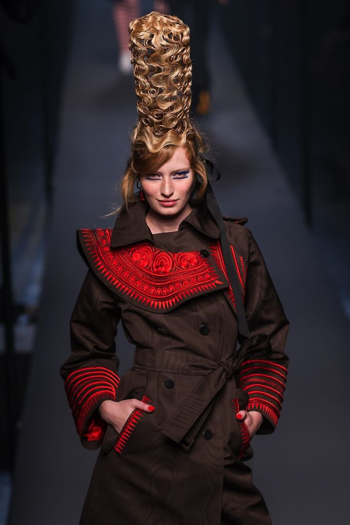 Mercedes Benz Fashion Week Brings Bizarre Looks And Crazy