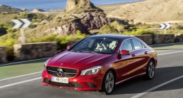 Mercedes-Benz, best sold foreign car brand in Japan