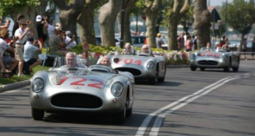 Flat out and fearless at the Goodwood Festival of Speed
