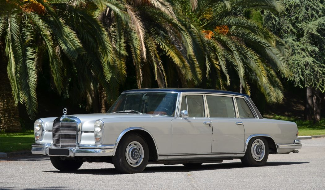 The Mercedes limos of the Prima Donna Maria Callas sold for exorbitant prices