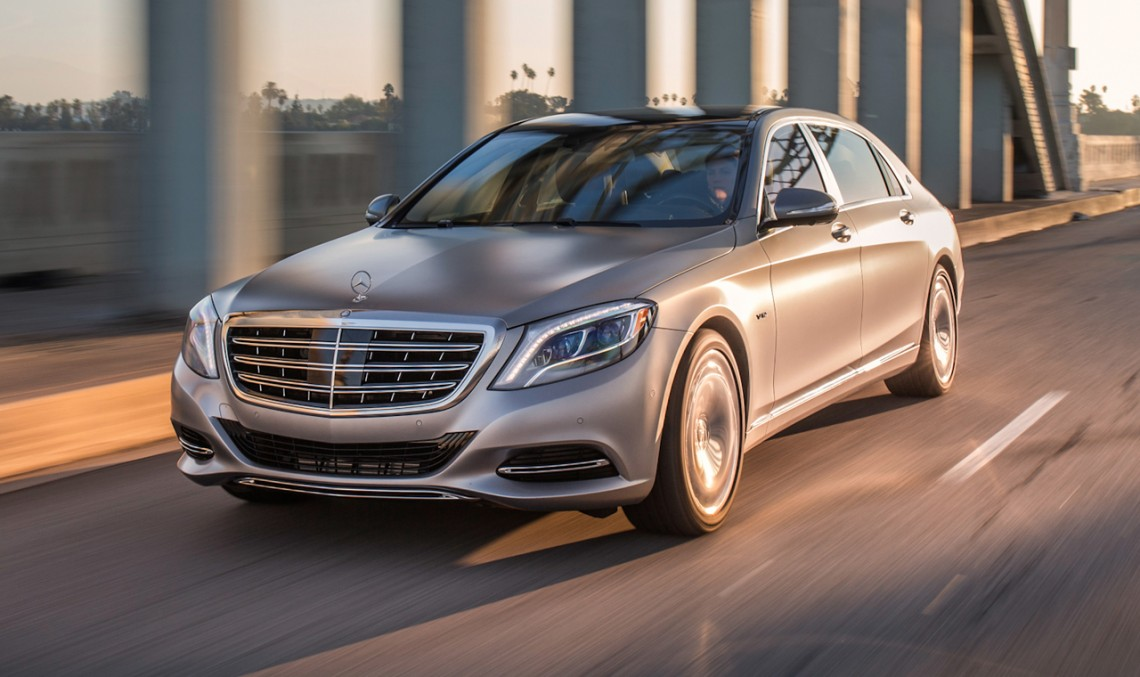 When engineers become artists – The Mercedes-Maybach S 600. VIDEO